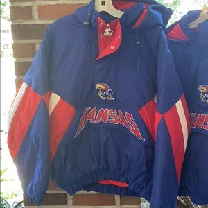 NWT Vintage Authentic Kansas pullover